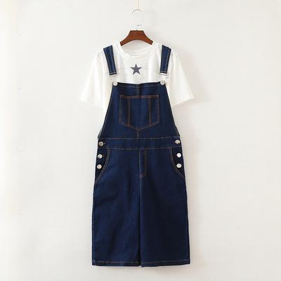 d85347fc04b Denim Rompers Sleeveless Jumpsuit for Baby Infant Toddler Girls. Buy · -85%