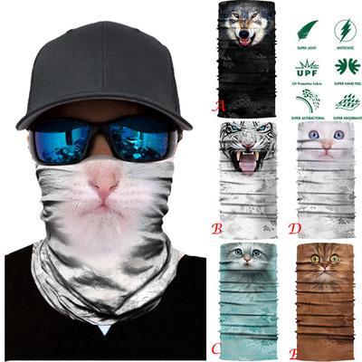 Cycling Motorcycle Head Scarf Neck Warmer Face bandana Ski Balaclava Headband