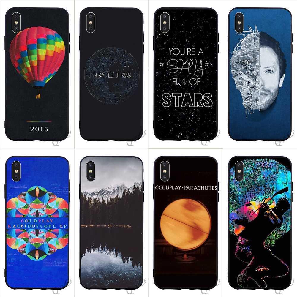 Coldplay Chri Martin Phone Cover for iPhone 8 Honor Samsung Galaxy Redmi Xiaomi Huawei P8 Lite Case