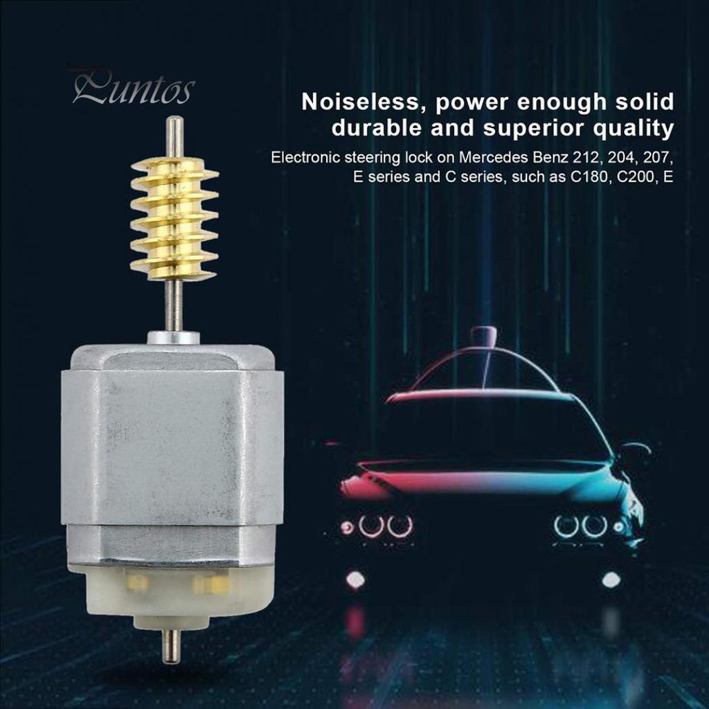 Electronic Steering Lock ESL ELV for Mercedes Benz W204 W207 W212