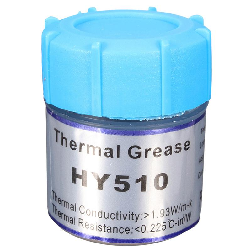HY510 30g Grey Thermal Conductive Grease Paste For CPU GPU Chipset Cooling