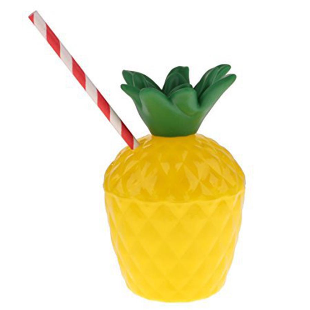 1Pcs Tropical Pineapple Honeycomb Table Decor Hawaiian Luau Beach Party Supply