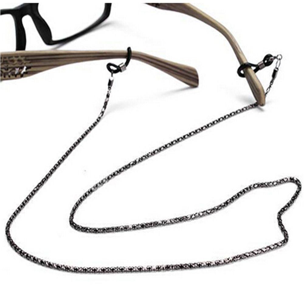 MagiDeal 5pcs Regolabile Cavo per Occhiali da Vista Cordino Collo per Occhiali da Sole