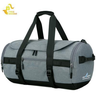 Free Knight 25L Unisex Gym Soccer Training Handbag Traveling Shoulder Bag  Shoes Storage Tote 23c8b37227859