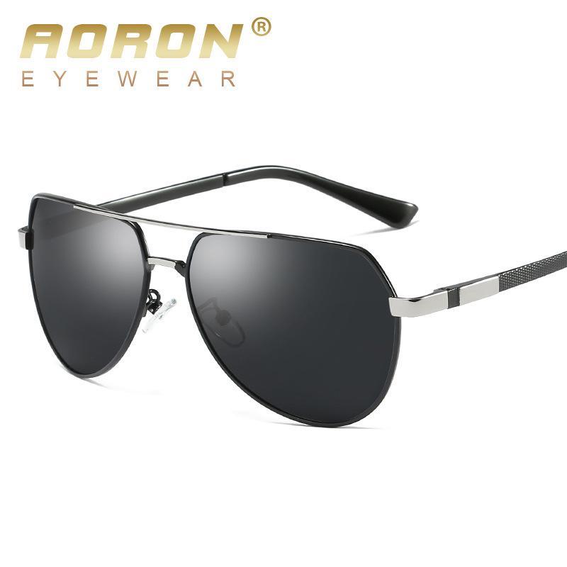 2020 AM553 Fashion Polarized Men UV400 AUDI Design Glasses WITH BRAND BOX JK79