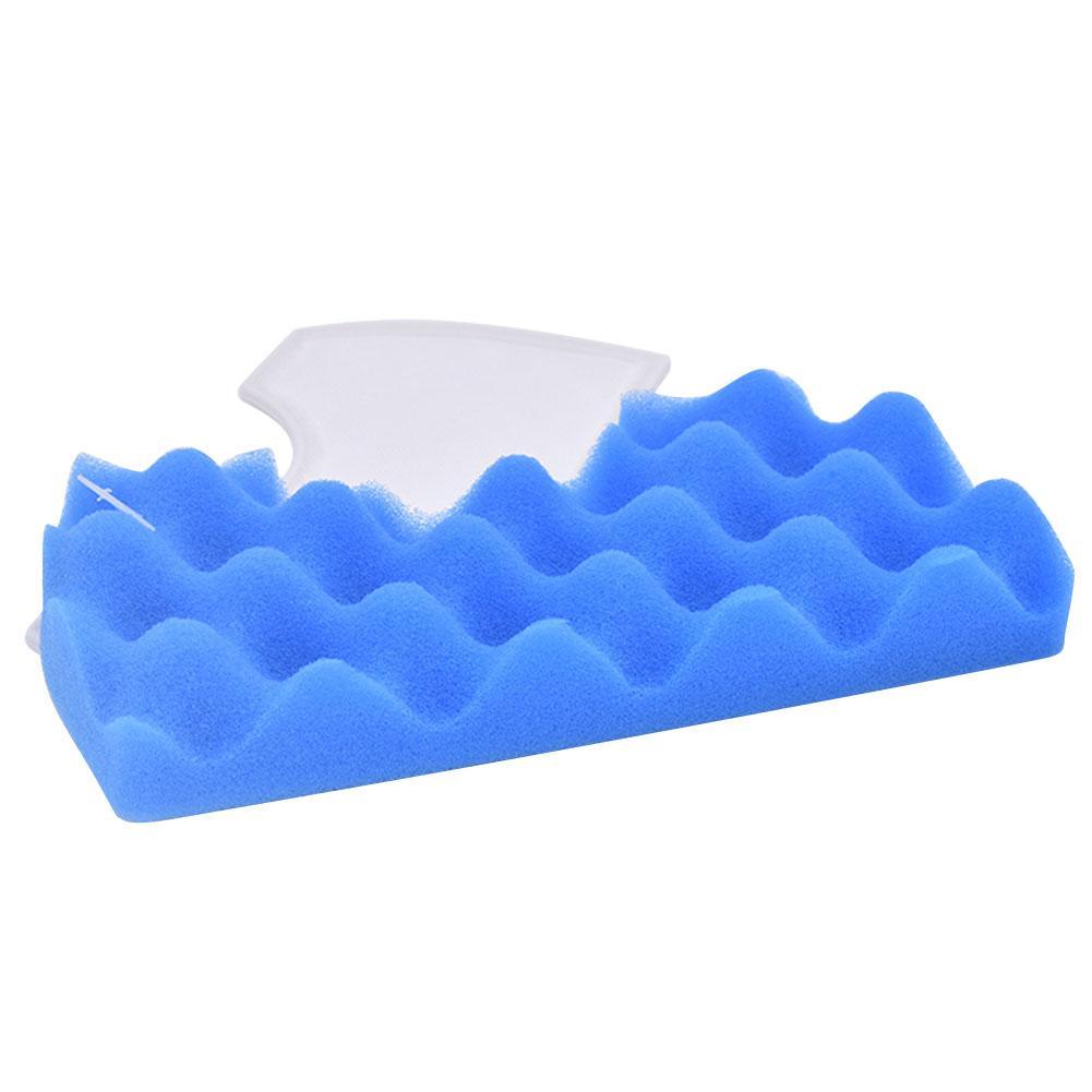 Пылевой фильтр Hepa фильтры синий Губка для пылесос Samsung DJ97 - 01040C фото