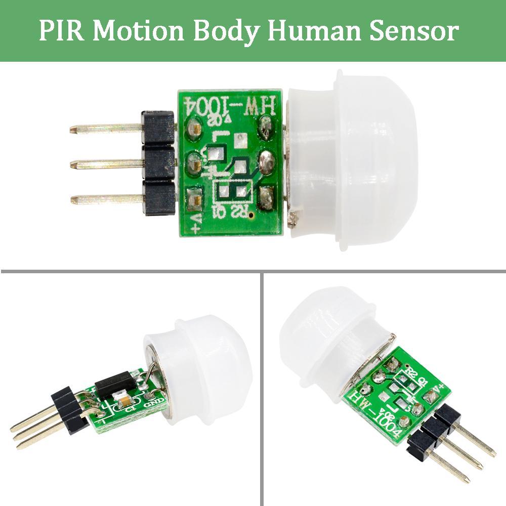 Details about  /AM312 DC2.7-12V Mini IR Pyroelectric Infrared PIR Motion Sensor Detector Module