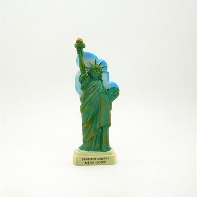 Imán del refrigerador de la resina 3D creativo-Nueva York la estatua ...