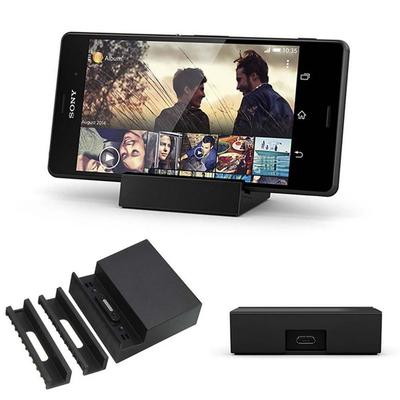 Magnetic Phone Charging Cradle Stand Charger Board Dock For Sony Xperia Z3 & Z3 Compact