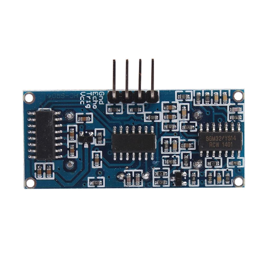 Hc Sr04 Ultrasonic Sensor Distance Measuring Module For Picaxe Converter Circuit Board Pcb Buy 1 Of 4