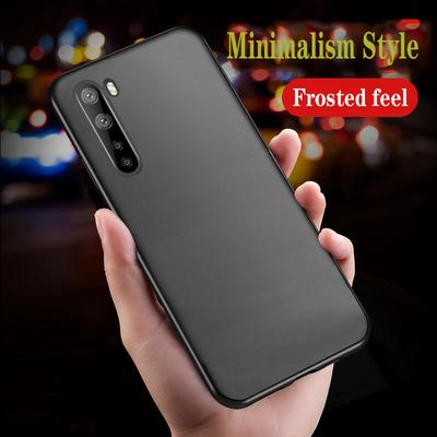Ultra-Thin Matte Soft Silicone Case Cover For OnePlus Iphone Samsung Galaxy Xiaomi Redmi Huawei