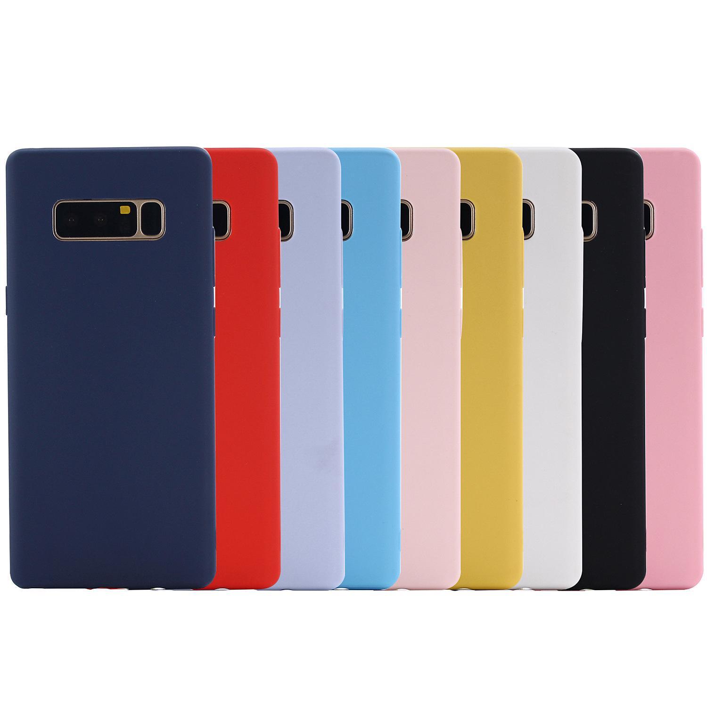 Силиконовый чехол для Samsung Galaxy S8 S9 10 Plus A 30 40 50 70 A6 A8 A9 2018 Красочная обложка