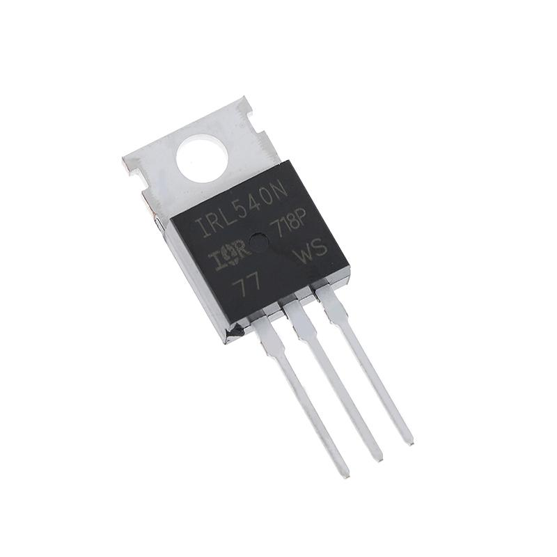 "5pcs x IRF640 IRF640N /""IR/"" Power MOSFET N-Channel 18A 200V Transistor"