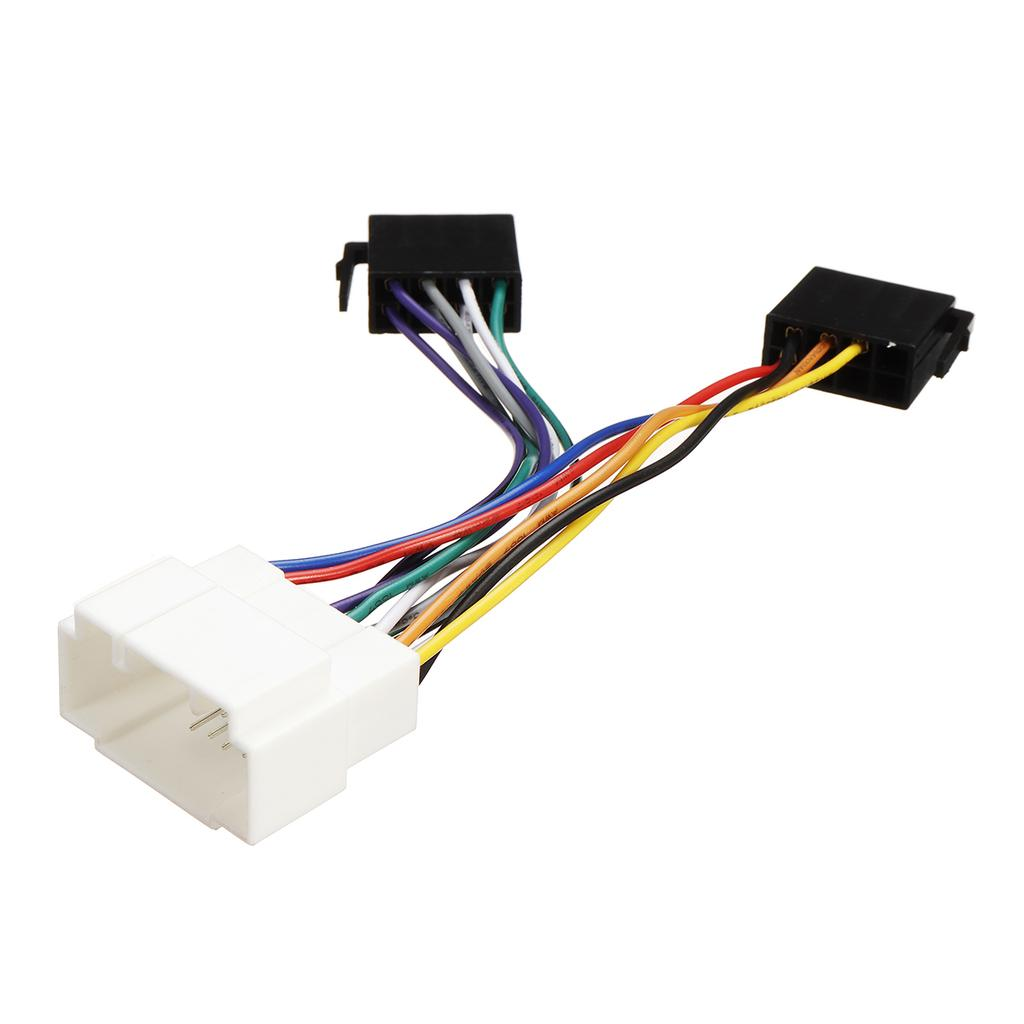 Car Stereo Radio ISO Wiring Harness Loom Adaptor Connector For Honda  Suzuki-buy at a low prices on Joom e-commerce platformJoom