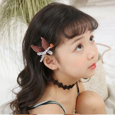 1//10x Cute Girls Kid Hairpin Cartoon LED Glowing Hair Clip Party Gift Hair Acces