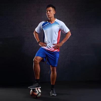 Meijunter Calcio Formazione Suit Pantaloncini Set Concorrenza Uniforme Tracksuits Giovent/ù Bambini Adulto Soccer Jerseys Sportswear Camicie