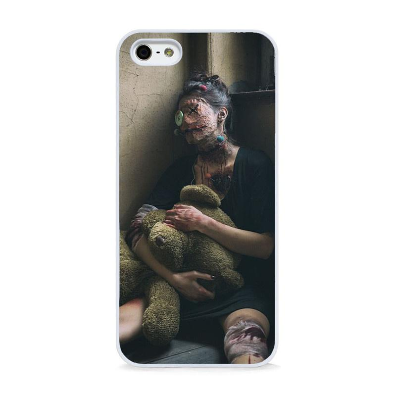Korn Metal Band Art iPhone 4 5 6 7s 8 Plus Case Samsung Galaxy S4 S5 S6 S7 S8 S8 Plus Cover