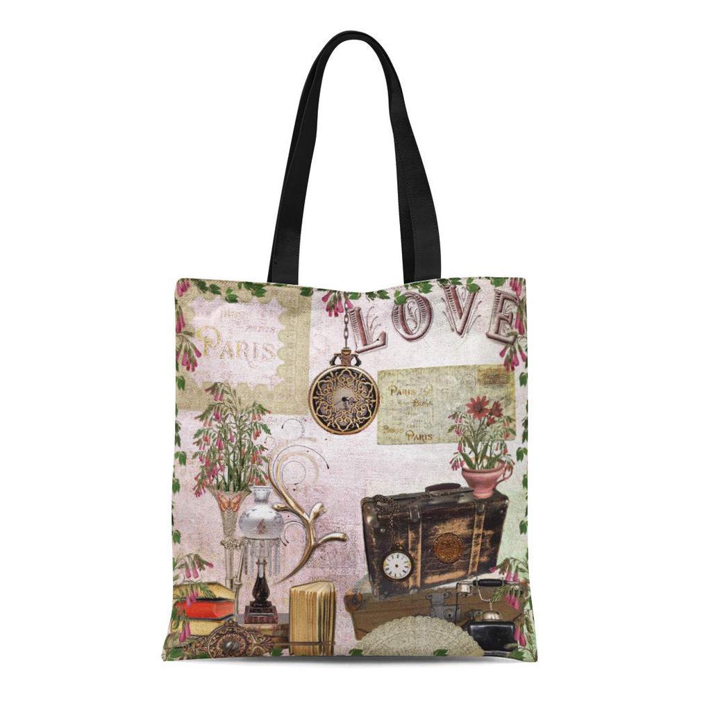 My Daily Women Tote Shoulder Bag Funny Lamas Cactus Handbag
