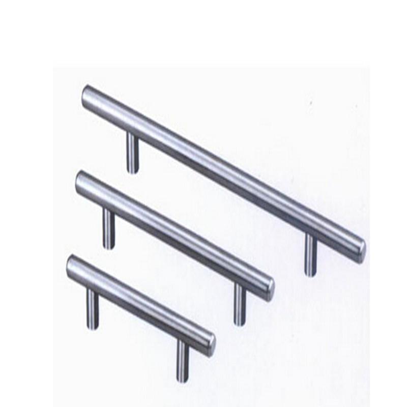 Durchmesser 10mm Edelstahl Tür Küchenschrank T Bar Handle Pull ...