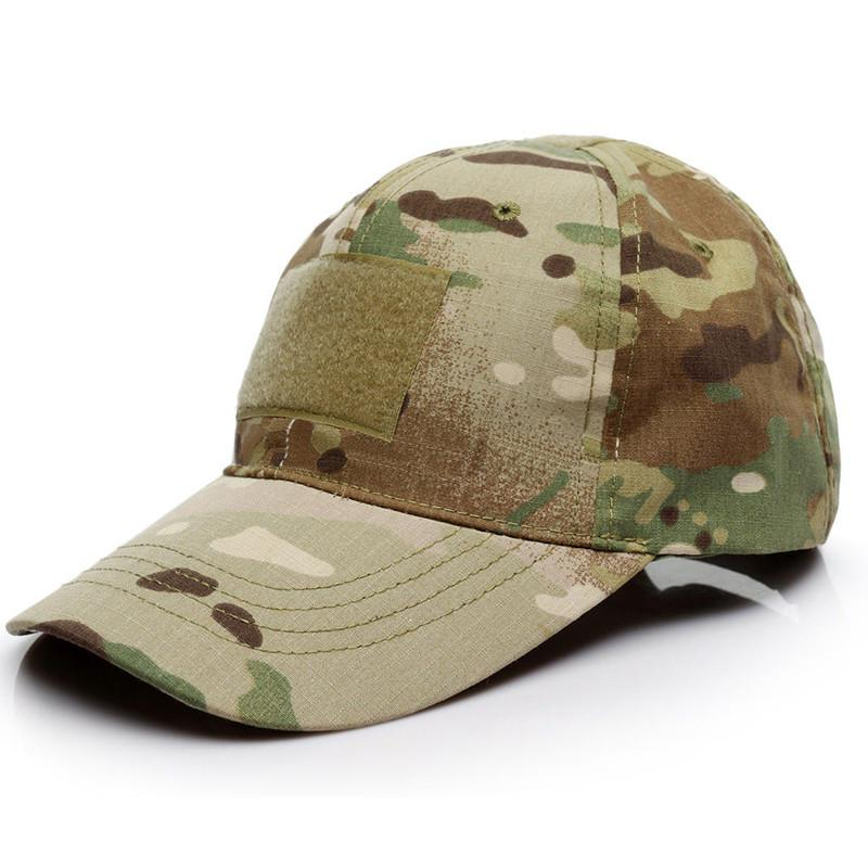 Mens Tactical Combat Baseball Hats Military Army Special Forces Cap Camouflage