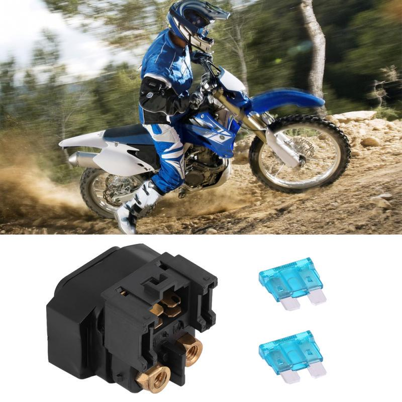 Starter Relay Solenoid For Yamaha Grizzly 350 400 450 600