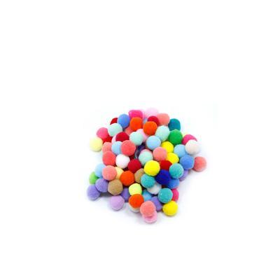 1.5cm 2cm 2.5cm 3cm 100/% Lana Fieltro Bolas 90 bolas de fieltro surtidos Hecho a Mano