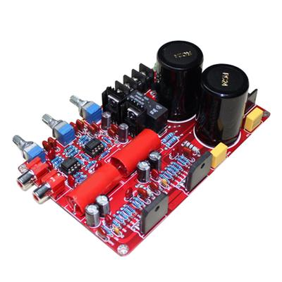 LM3886+NE5532 68W+68W Dual Channel Stereo Pre Amp Power Amplifier Board