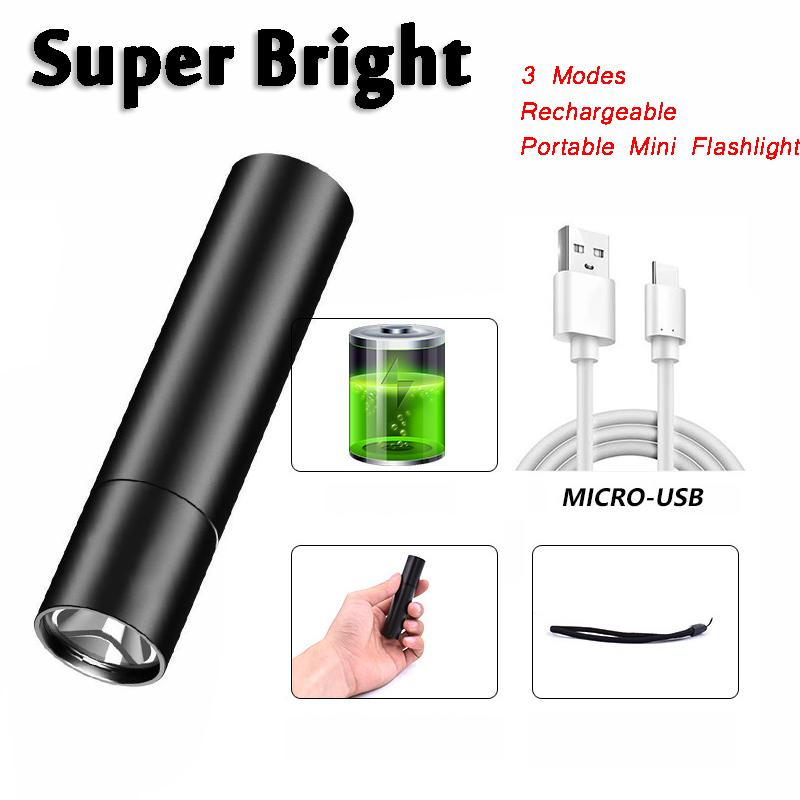 Details about  /4x 990000LM LED Flashlight Tactical Rechargeable 5Modes Torch Light /& Charger
