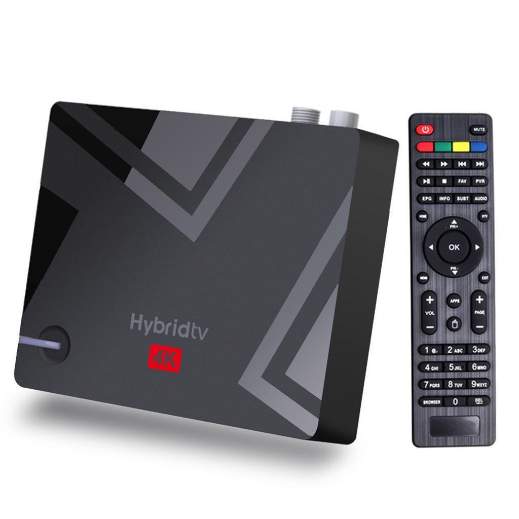 MECOOL K5 Android TV BOX DVB-T2/S2 Set-top Box Android 9.0 4K Media Player  Amlogic S905X3 Quad-cord - buy from 118$ on Joom e-commerce platform