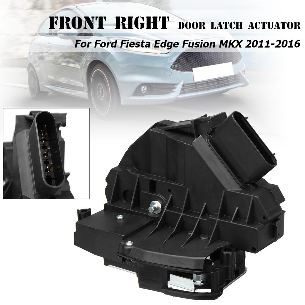Front Left Door Lock Latch Actuator For Ford Fiesta Edge Fusion MKX MKZ !