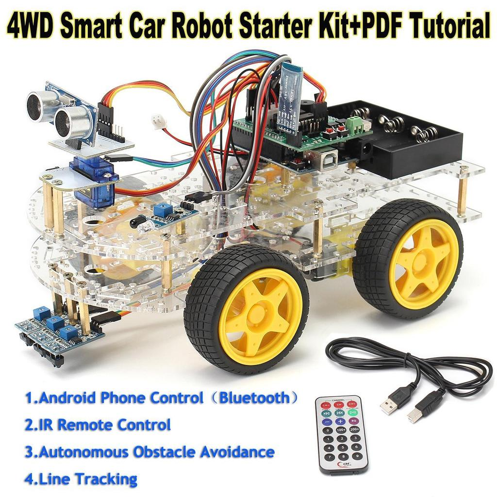 Buy Cheap Diy Robot Kit Programming Robotics Learning Kit Engineering 2wd Chassis Programmable Toys High Tech Programmable Toys Toys & Hobbies