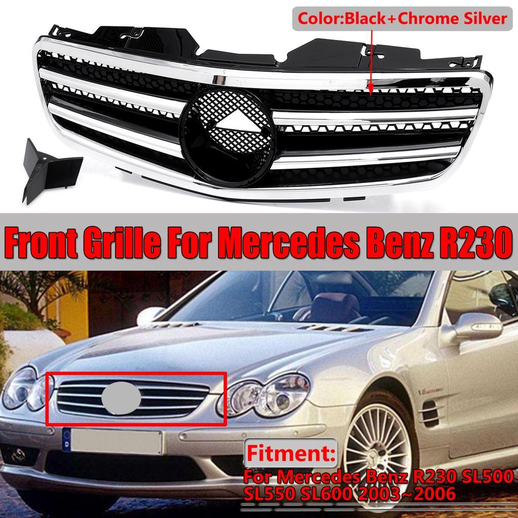 Para Mercedes Benz W245 B-Clase Protector Protector de Parachoques Trasero Recortar Cubierta De Cromo