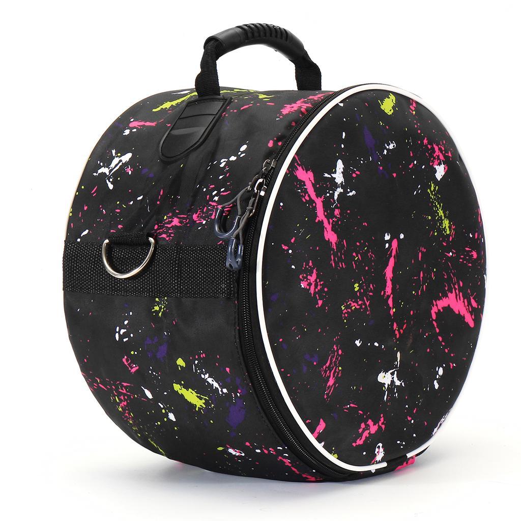 Travel Luggage Duffle Bag Lightweight Portable Handbag Colorful Splash Pattern Large Capacity Waterproof Foldable Storage Tote