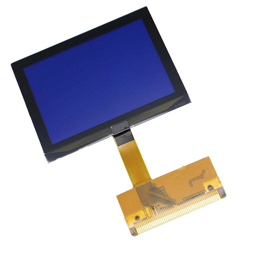 MagiDeal LCD R/éparation Cluster Affichage du Compteur De Vitesse pour 99-05 Audi A6 TT 8n