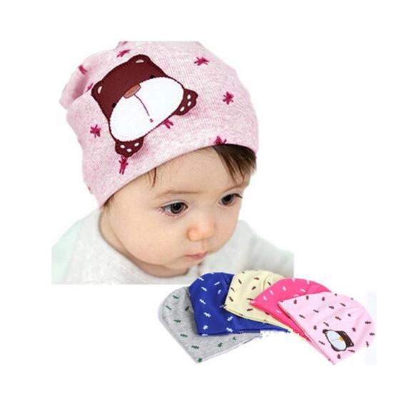 婴儿童套头潮帽宝宝太阳帽子棉帽男女宝宝春夏秋款遮阳帽批发