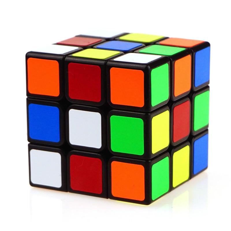 Details about  /3x3x3 three layers Ruby Magic Cubes Profissional Competition Puzzles Cube toys