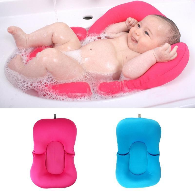 Подушка для купания новорожденных купить