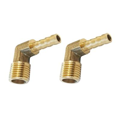 """3//8/"""" BSP to 8 mm Brass Female Barb Hose Tail Fitting Fuel Air Gas Water"""