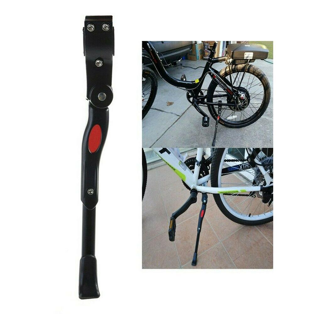 Adjustable Bicycle Alloy Stand Side Kick Road Bike Side Kickstand Best UK Stock