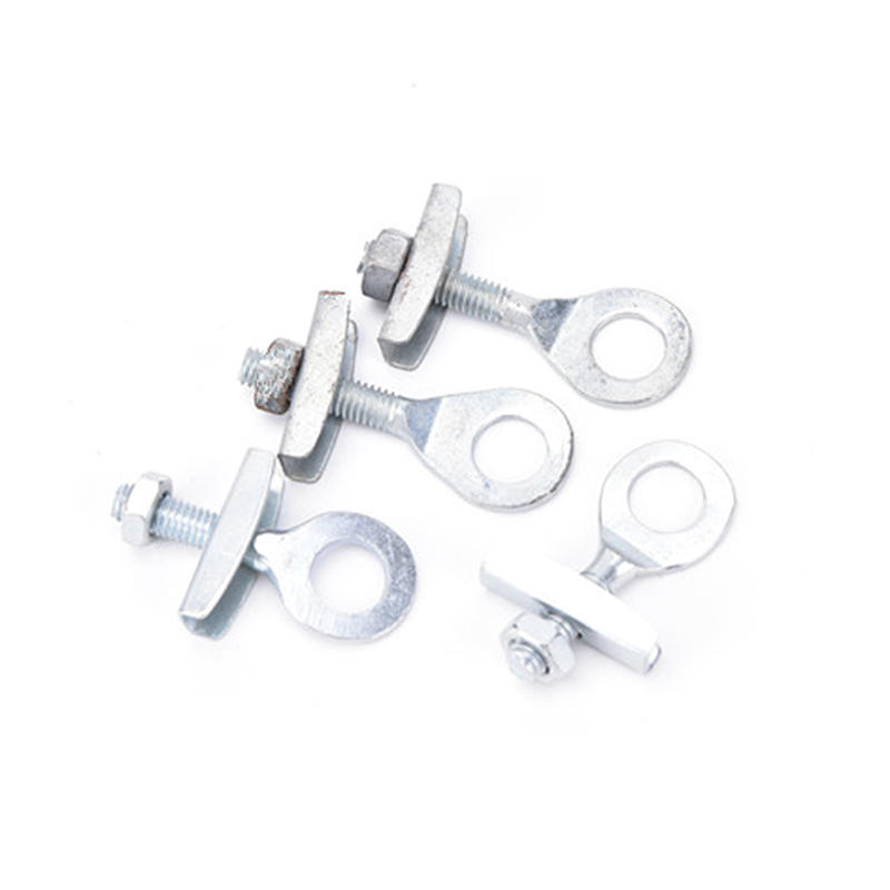 4pcs Bike Chain Tensioner Adjuster For Fixed Gear Single Speed Track Bicycle S/&K