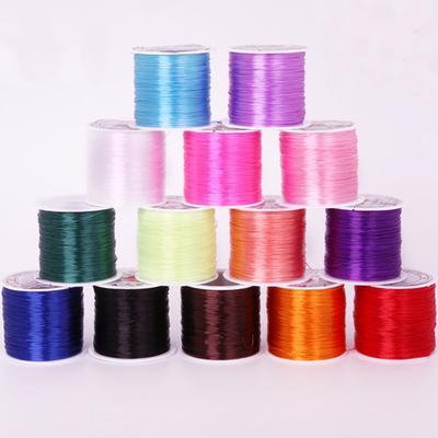 1mm Jewellery Cord pink Waxed 60m jewellery wire thread