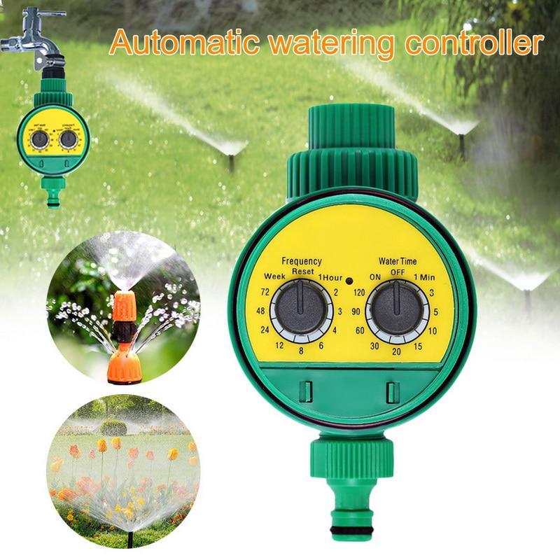 Automatic Irrigation Controller, Garden Water Timer