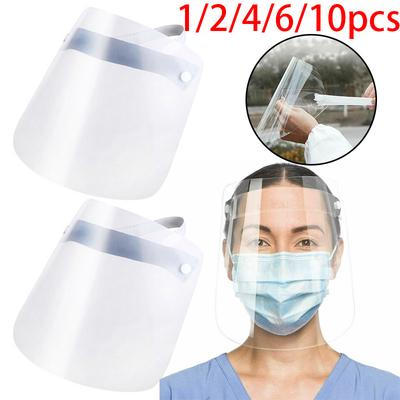 10pc Catering Isolation Shield Cover Food Safe Anti-Saliva Cook Chef Hygiene,#3