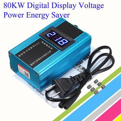 36 kW jusqu/'à 35/% d/'électricité saver DEL économie d/'énergie Box Bill Killer 90V-250V