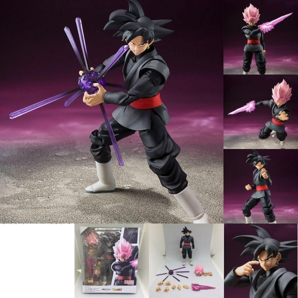 2pcs set Dragon Ball Z Super Genki Dama Special Gokou Goku PVC Figures Figurine