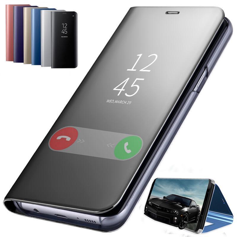 Смарт Зеркало Телефон Чехол для Samsung Galaxy Note 10 Pro A50 A70 S S10 S10 S10e S10 Plus M20 M10 A30 A10 A20 A20 E A40