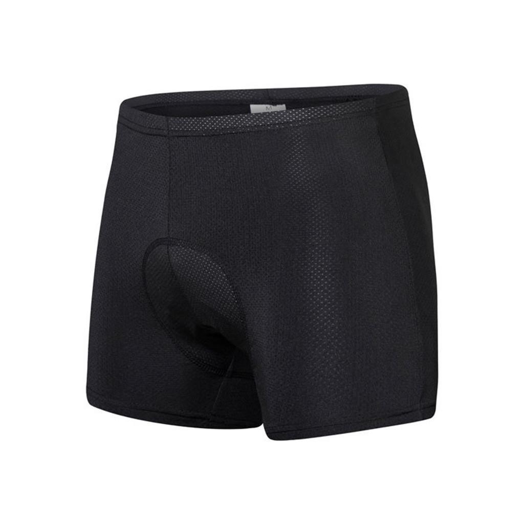 1x Men Women 5//20D Padded Bicycle Cycling Bike Shorts Underwear Soft Pants Gifts