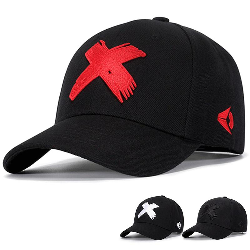 MissFun Mens and Womens Embroidered Sports hat Adjustable dad Baseball Cap Spring and Autumn Cap Mens Casual Sun hat