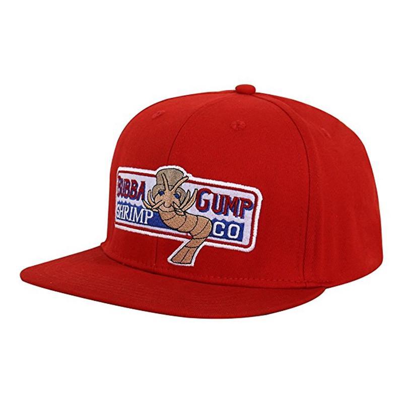 d4107f53 1994 Bubba Gump Shrimp CO. Baseball Hat Forrest Gump Costume ...