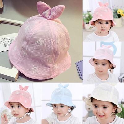 La vogue Cap Sombrero de Algod/ón Estampado Gato para Beb/é Ni/ños